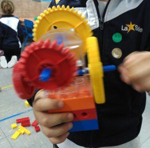 Legos, La Salle la Paloma, Tecnologia Creativa