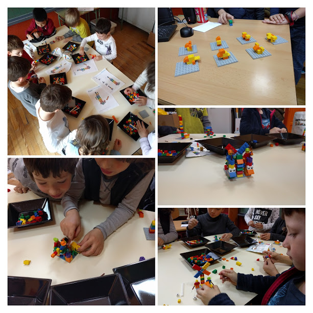 Lego Learn to Learn. Robimp. Primaria