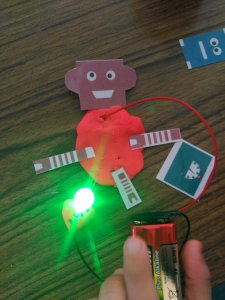 Escuelas Aguirre Robot 4