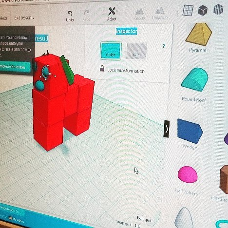 Impresión 3D.Robimp.
