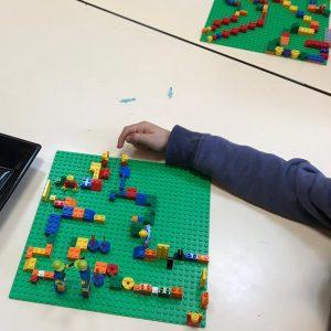 Robimp. Lego 1