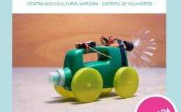 Próximo taller DE CACHARRO A ROBOT