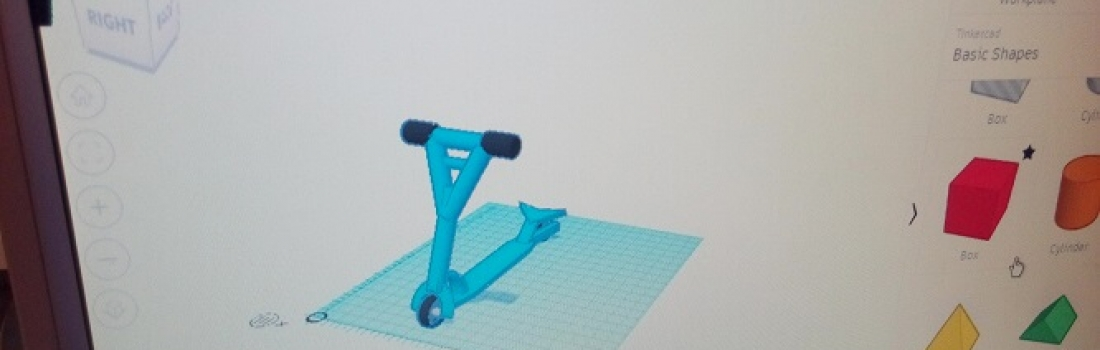 Impresión 3D en el Colegio Escuelas Aguirre