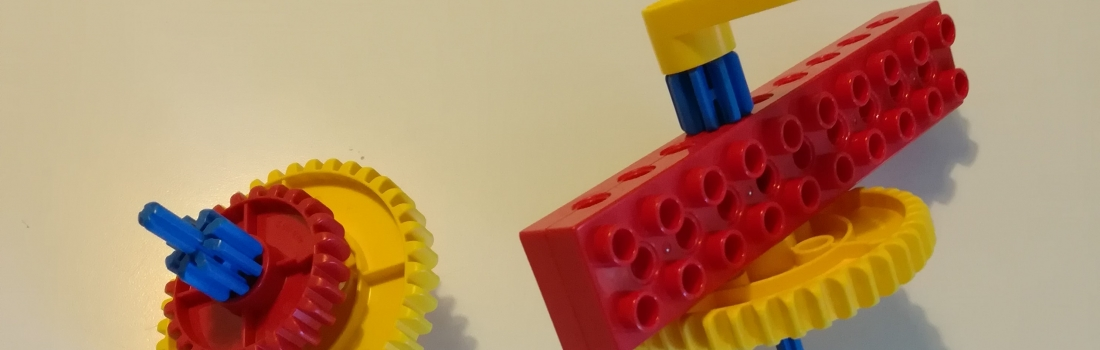Lego-Peonzas en el Colegio Tempranales