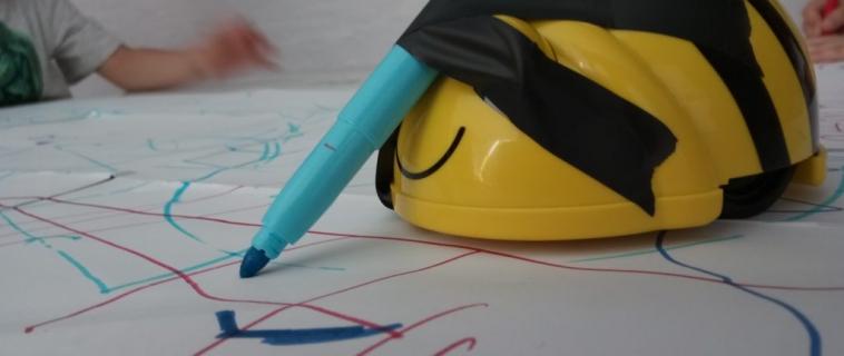 Tecnología creativa en el Colegio Heroes 2 de Mayo